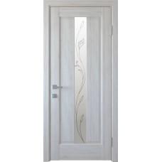 Дверне полотно ПВХ Делюкс Прем'єра 600 ясен new +Р2