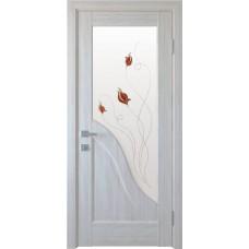Дверне полотно ПВХ Делюкс Амата 800 ясен new +Р1