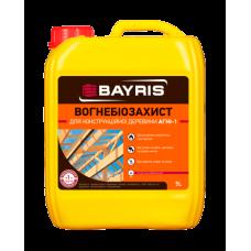 Вогнебіозахист 5л (АГНІ-1) БАЙРІС
