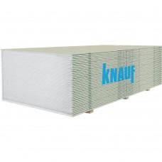 Гіпсокартонна плита звичайна Knauf 12.5x1.2x0,6(0,72 м2)