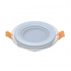 Світильник LED вбуд круг 160 12Вт 5000К 110021 LOTOS VIOLUX