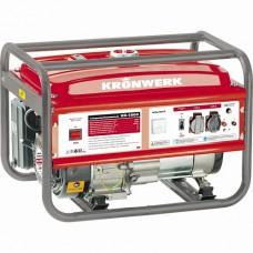 Генератор бензиновий LK 7500E 6.5кВт електростартер 94694 KRONWERK